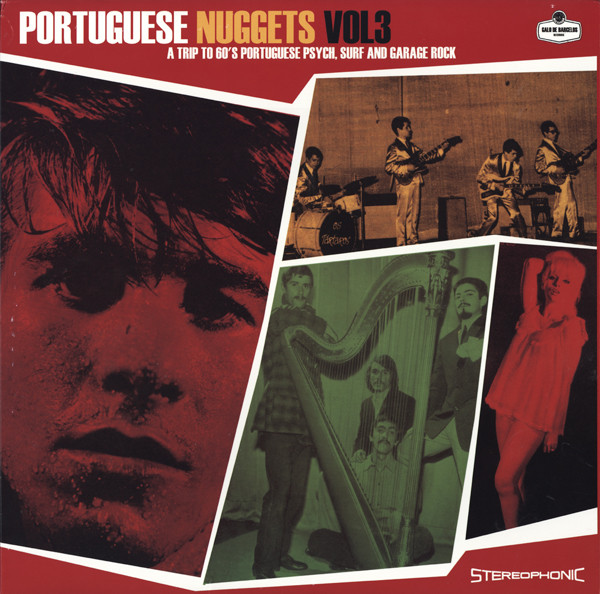 Portuguese Nuggets Vol 3 (A Trip To 60's Portuguese Psych, Surf And Garage Rock)