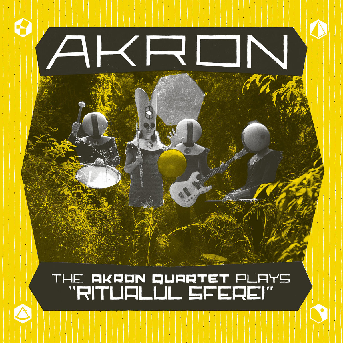 The Akron Quartet Plays