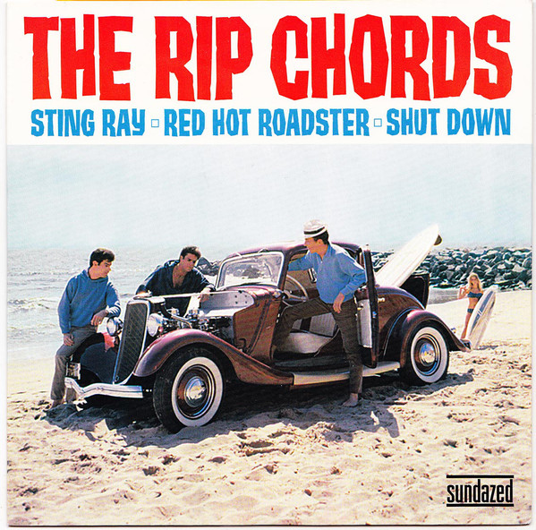 Sting Ray / Red Hot Roadster / Shut Down