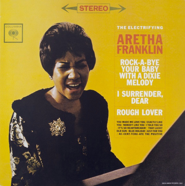 The Electrifying Aretha Franklin - A Bit Of Soul