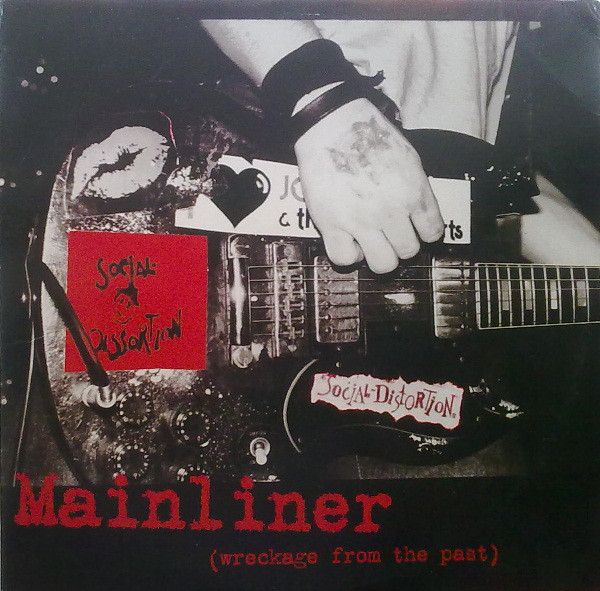 Mainliner (Wrecage From The Past)
