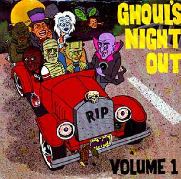 Ghoul's Night Out Volume 1