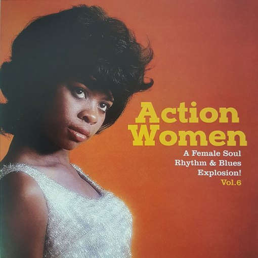 Action Women Vol.6