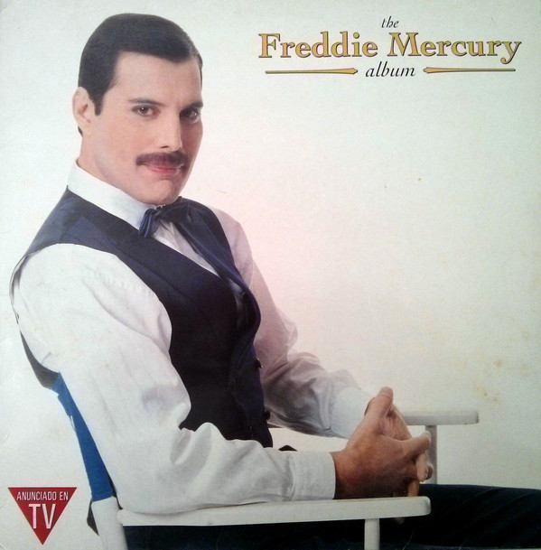 The Freddie Mercury Album
