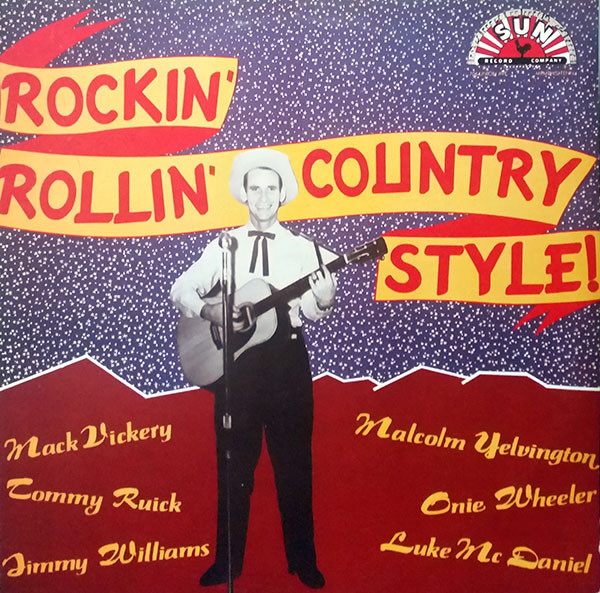 Rockin' Rollin' Country Style