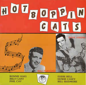 Hot Boppin Cats