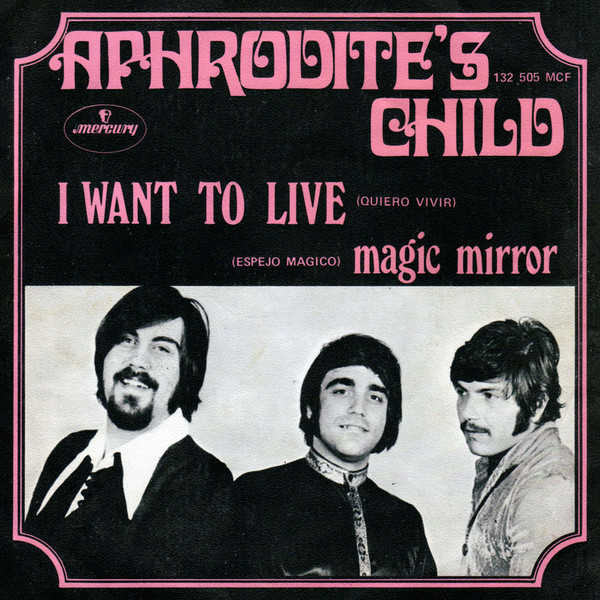 I Want To Live / Magic Mirror