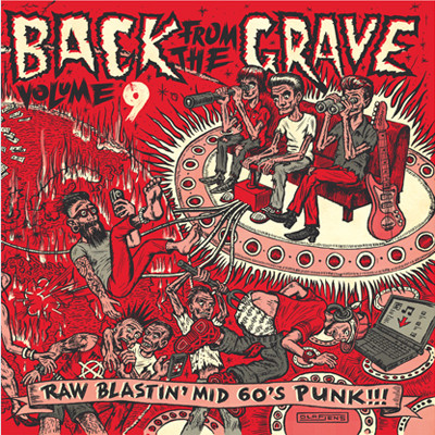 Back From The Grave Vol.9