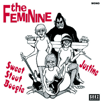 Sweet Stout Boogie / Justine
