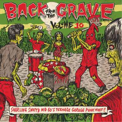 Back From The Grave Vol 10