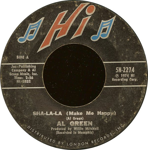 Sha-la-la (Make Me Happy) / School Days