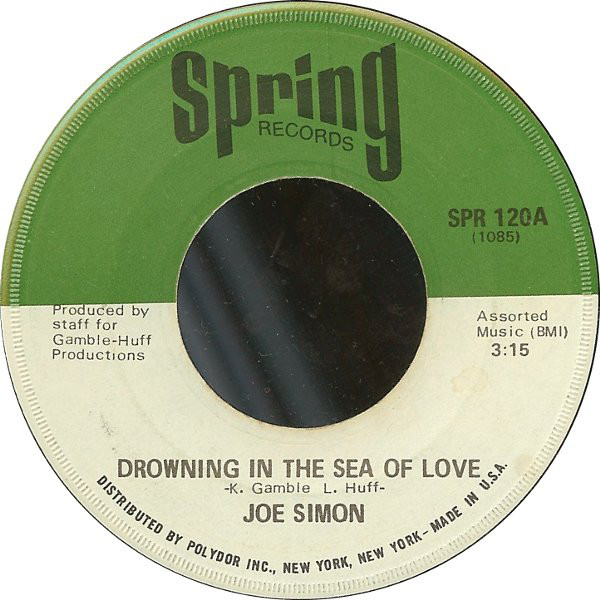 Drowning In The Sea Of Love