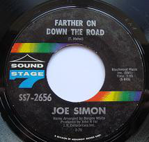 Farther On Down The Road / Wounded Man