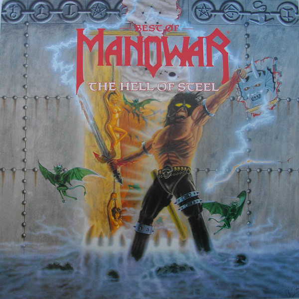 Best Of Manowar - The Hell Of Steel