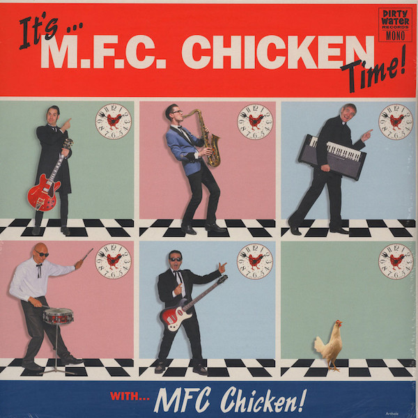 It's ... MFC Chicken Time!