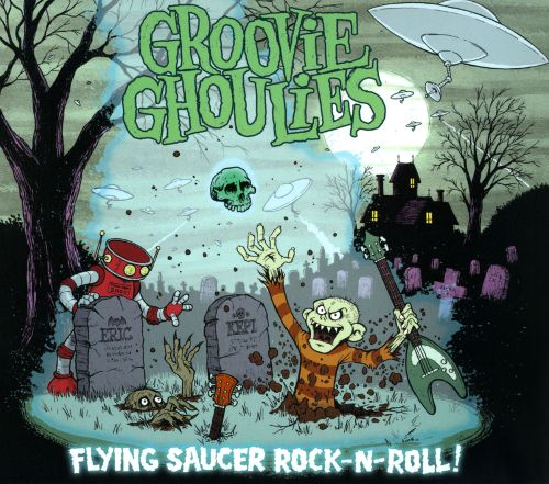 Flying Saucer Rock-N-Roll