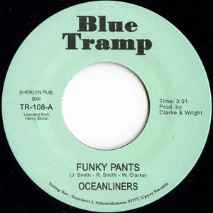 Funky Pants / Cutting Room (Hot Pants)