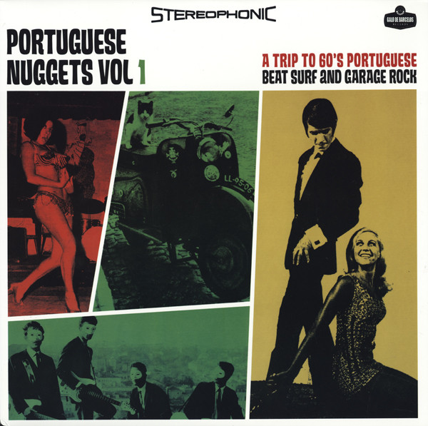 Portuguese Nuggets Vol 1 (A Trip To 60's Portuguese Beat Surf And Garage Rock)