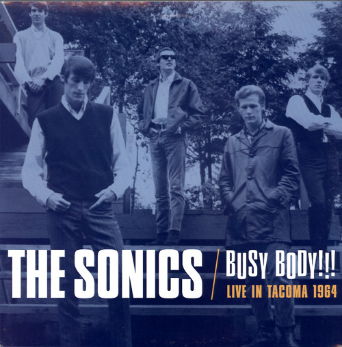 Busy Body!!! - Live In Tacoma 1964