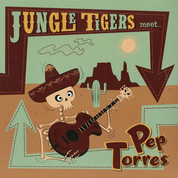 Jungle Tiger Meet Pep Torres