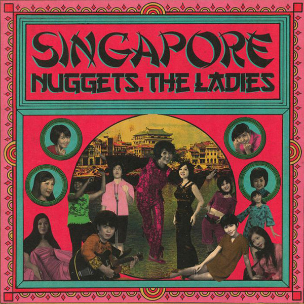 Singapore Nuggets, The Ladies