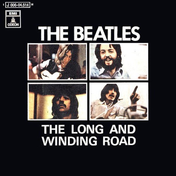 The Long And Winding Road/ For You Blue