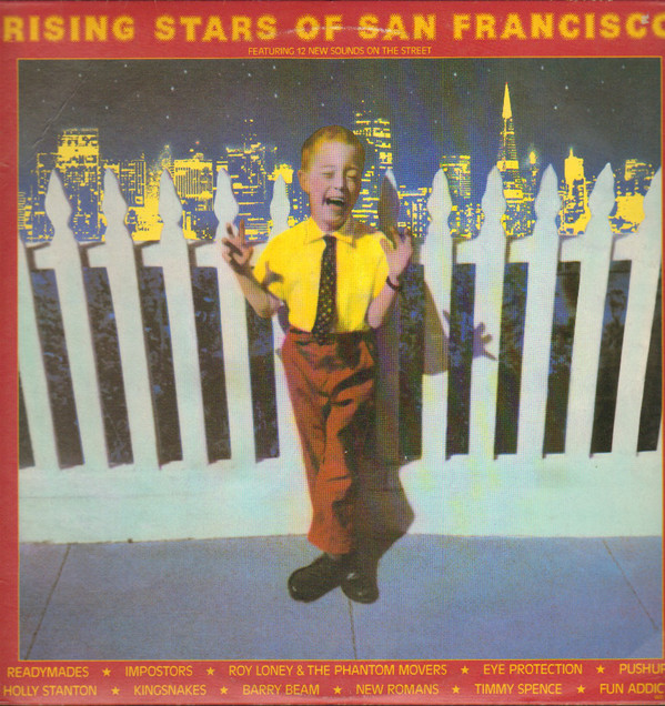 Rising Stars of San Francisco