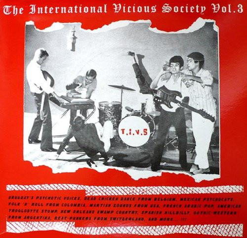 The International Vicious Society Vol.3