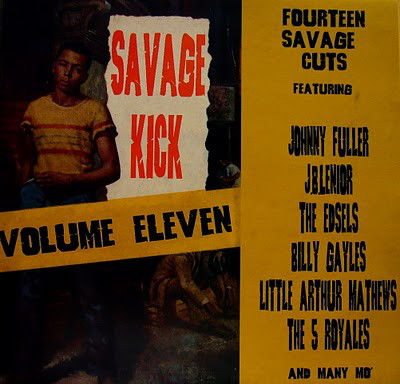 Savage Kicks Volumen Eleven