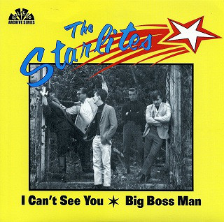 Big Boss Man / I Can't See You