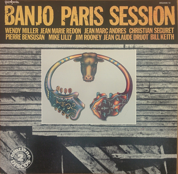 Banjo Paris Session