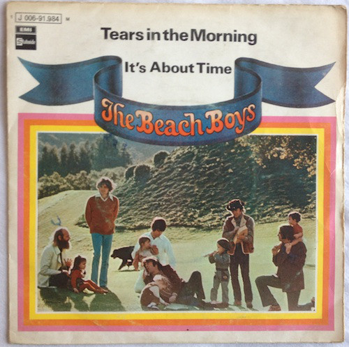 Tears in the morning/  It's about time