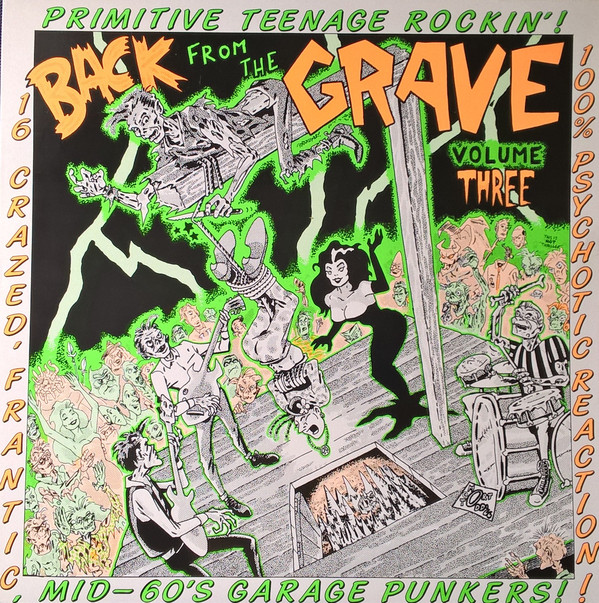 Back From The Grave Volume 3