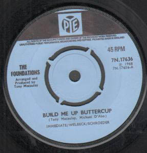 Build me up buttercup