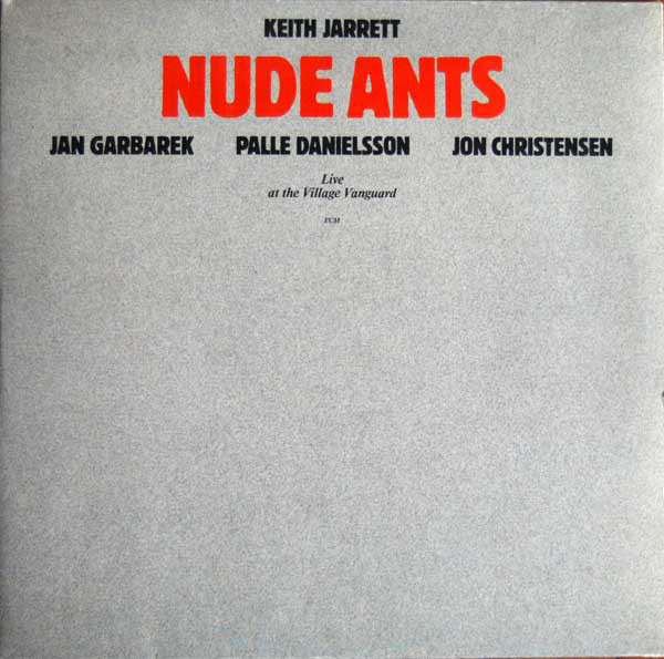 Nude Ants (Live At The Village Vanguard)