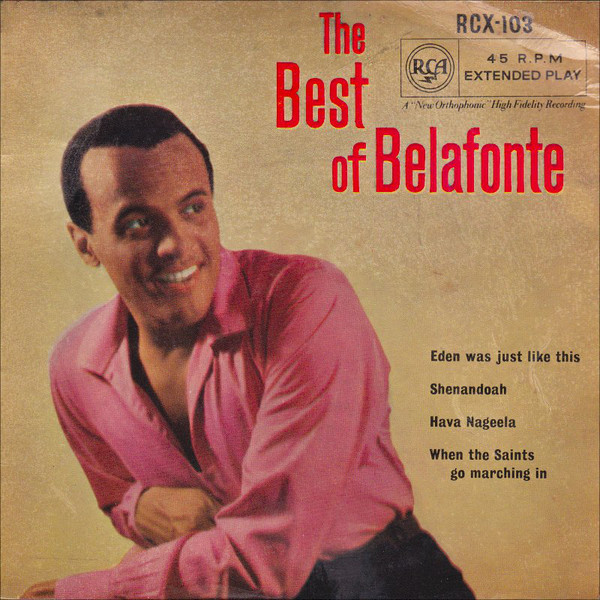 The Best of Belafonte