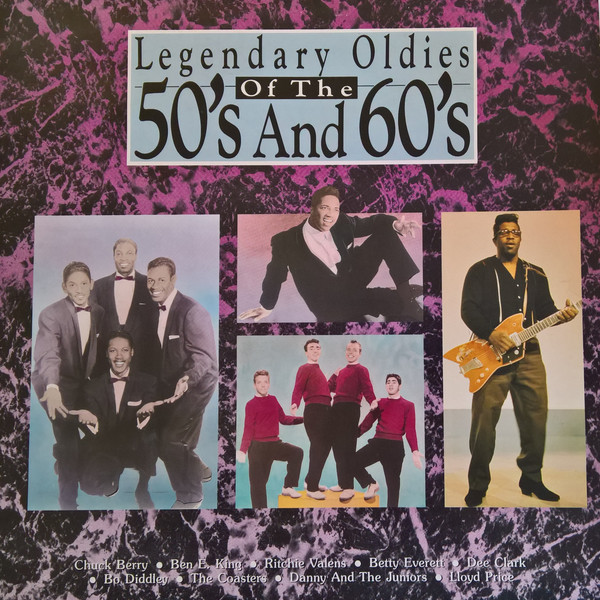 Legendary Oldies of the 50's and 60's