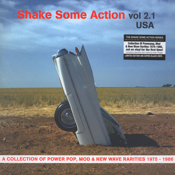 Shake Some Action Vol. 2,1