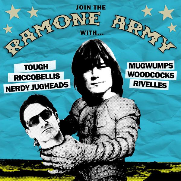 Join the Ramone army Vol.1. by Alex Magic Pop